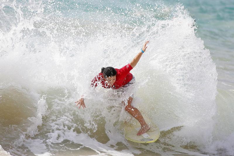 Hawaii Amateur Skimboard League