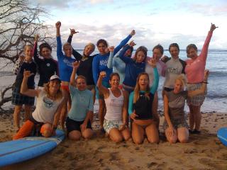 Swellwomen Session 1 Grp Photo