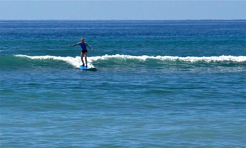 Surf at 1000 peaks