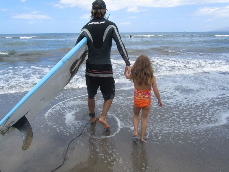 Maui Surf Instructors | Maui Surf Lessons | Sharkey + Ave