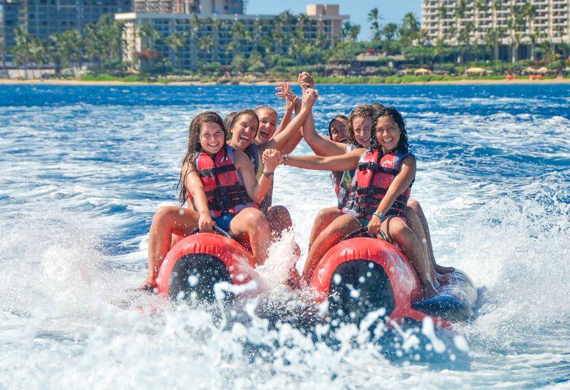 Maui Camp | Maui Surf Lessons | Girls Camp