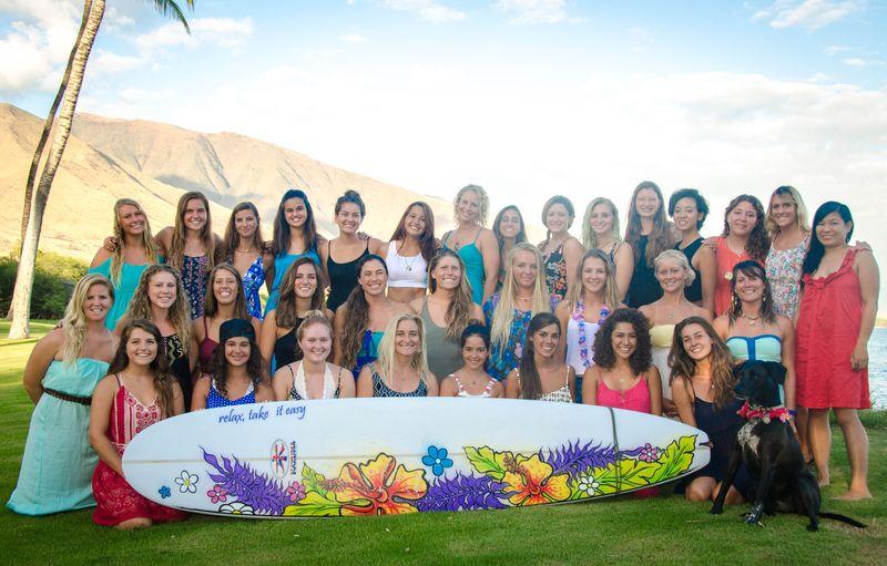Maui Surf Lessons | Maui Summer Camp | Hawaii Surf Camp | Summer Camp